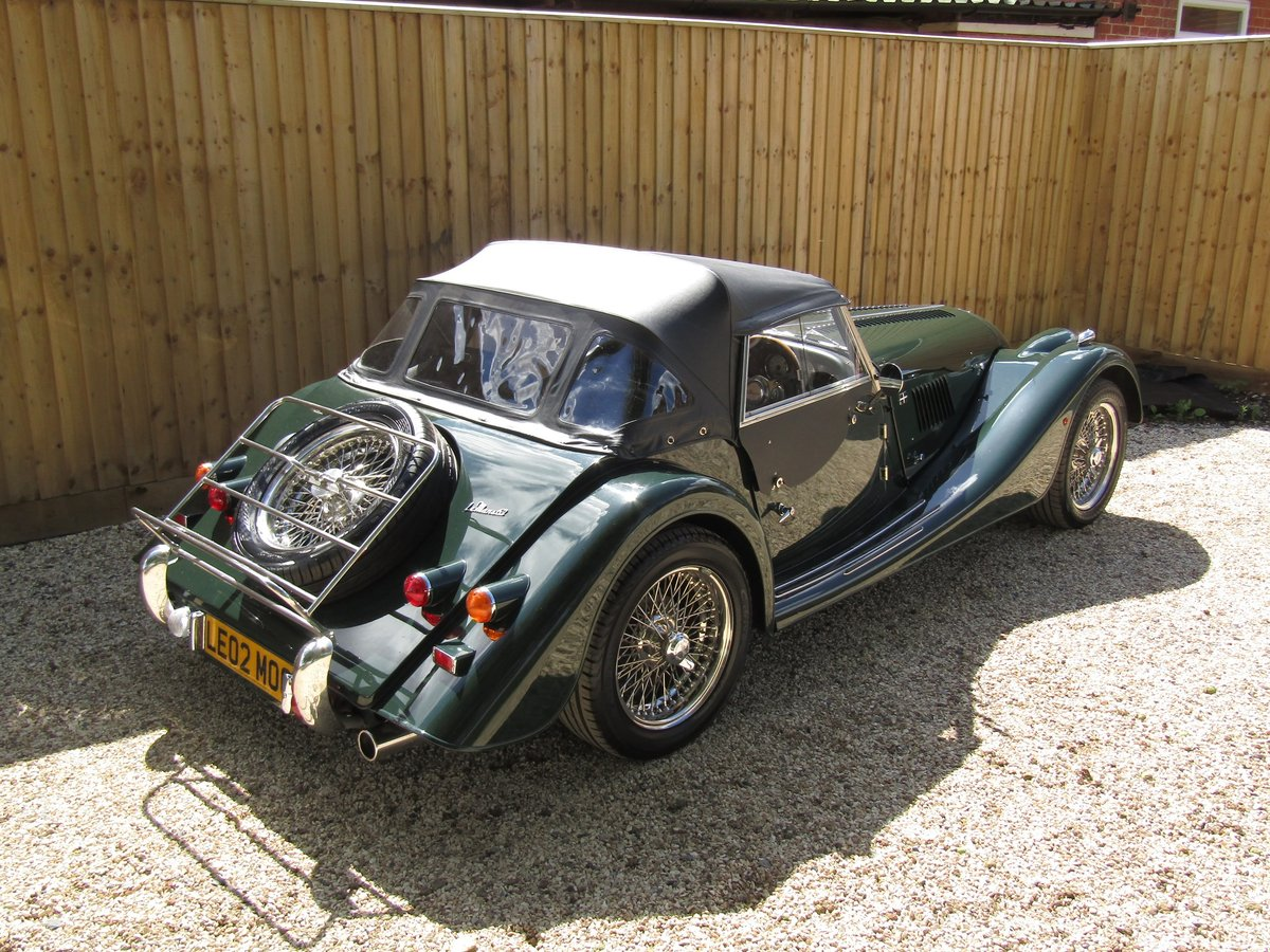 2002 Morgan Plus-8 LM62 #38/80 SOLD (picture 4 of 6)