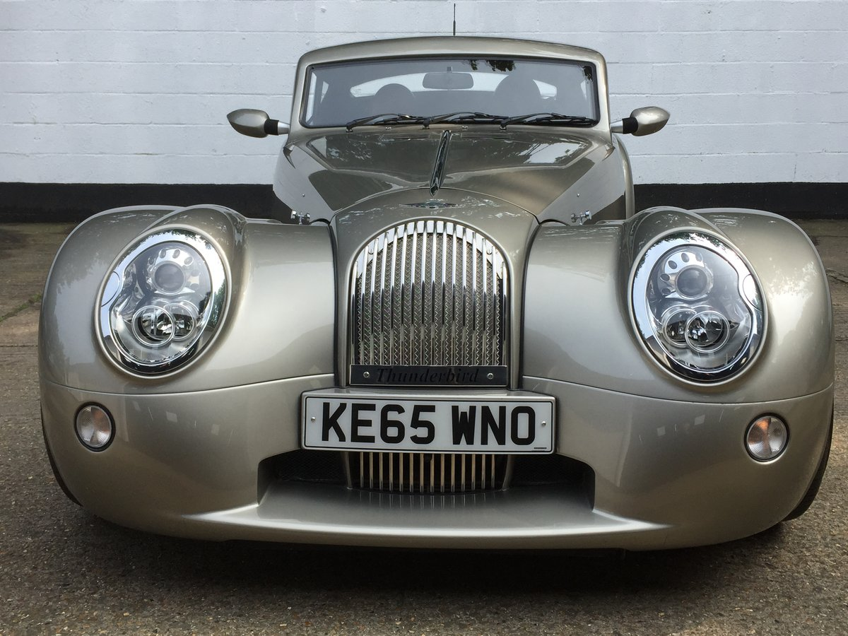 2015 MORGAN AERO SUPERSPORT COUPE AUTO For Sale (picture 2 of 6)