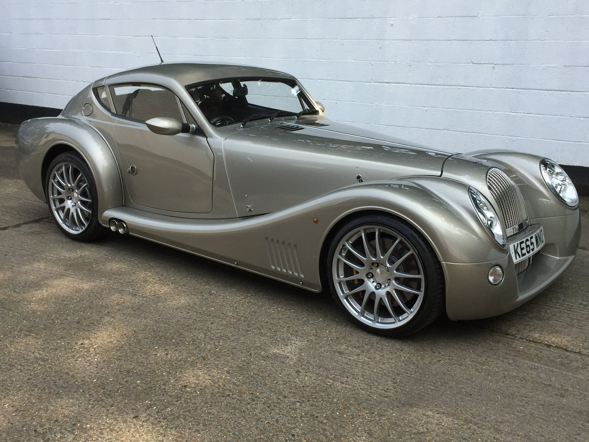 2015 MORGAN AERO SUPERSPORT COUPE AUTO For Sale (picture 3 of 6)