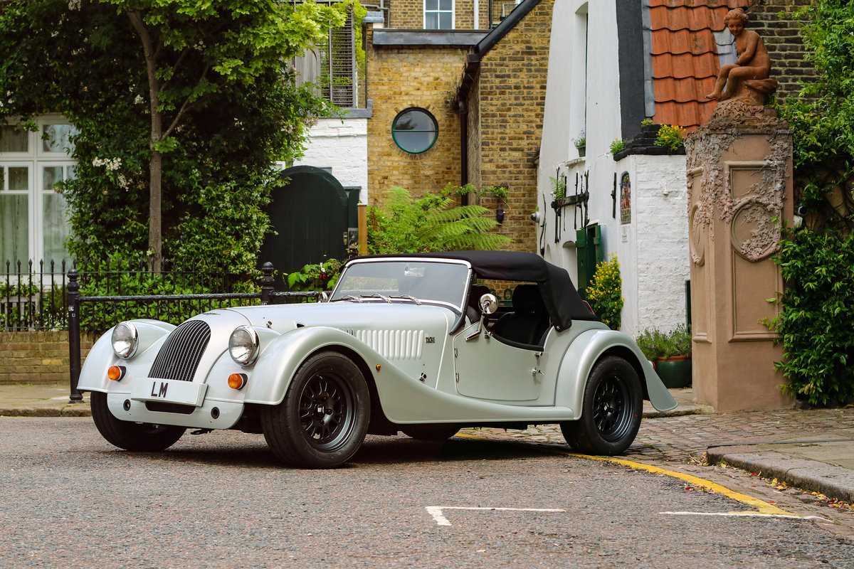 2019 Morgan Plus 4 110 Works Edition - 1 of 50 For Sale (picture 2 of 6)