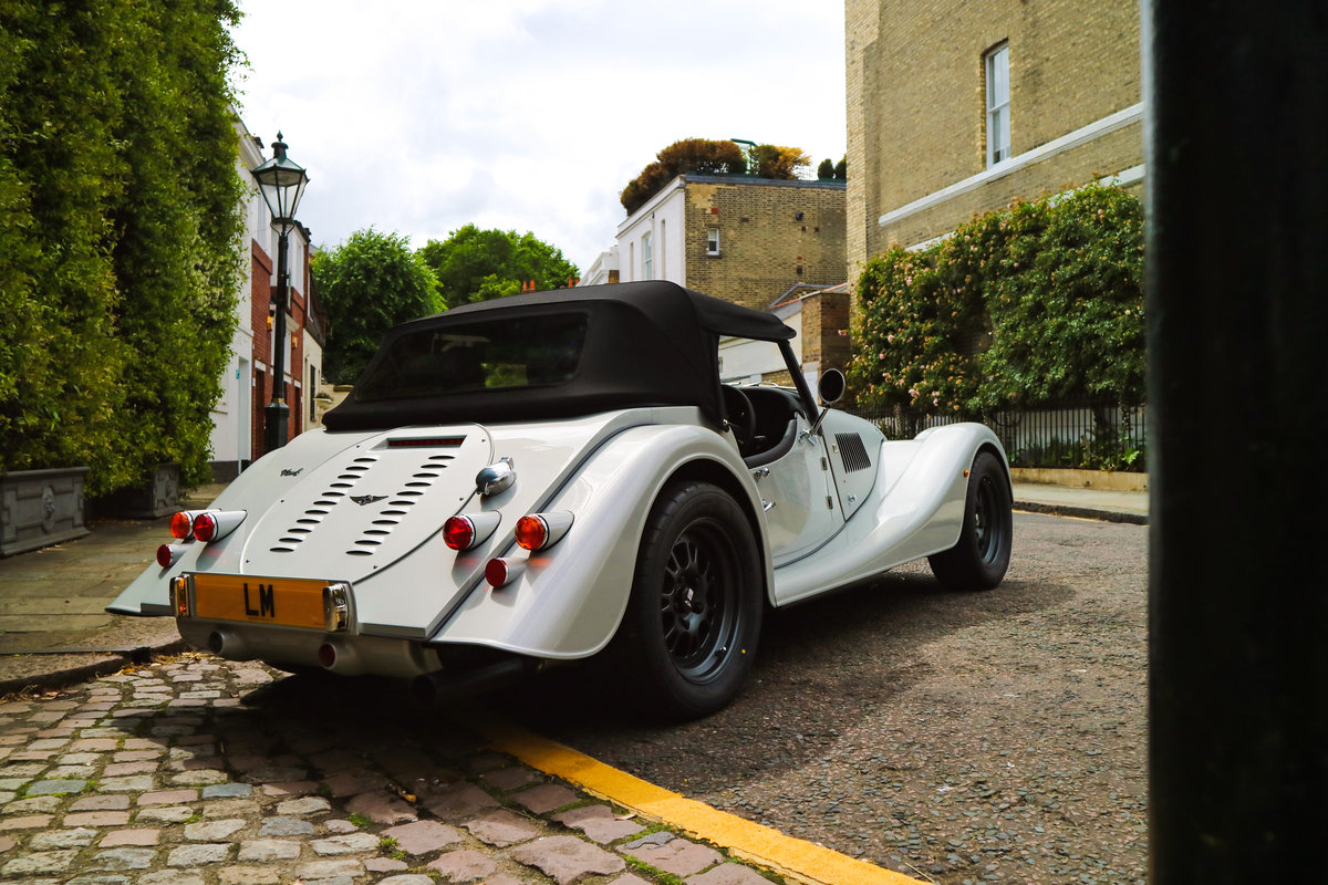 2019 Morgan Plus 4 110 Works Edition - 1 of 50 For Sale (picture 3 of 6)