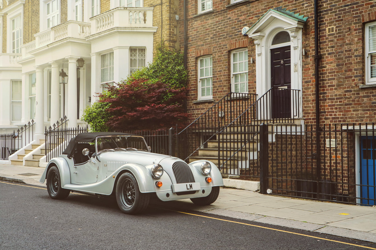 2019 Morgan Plus 4 110 Works Edition - 1 of 50 For Sale (picture 4 of 6)