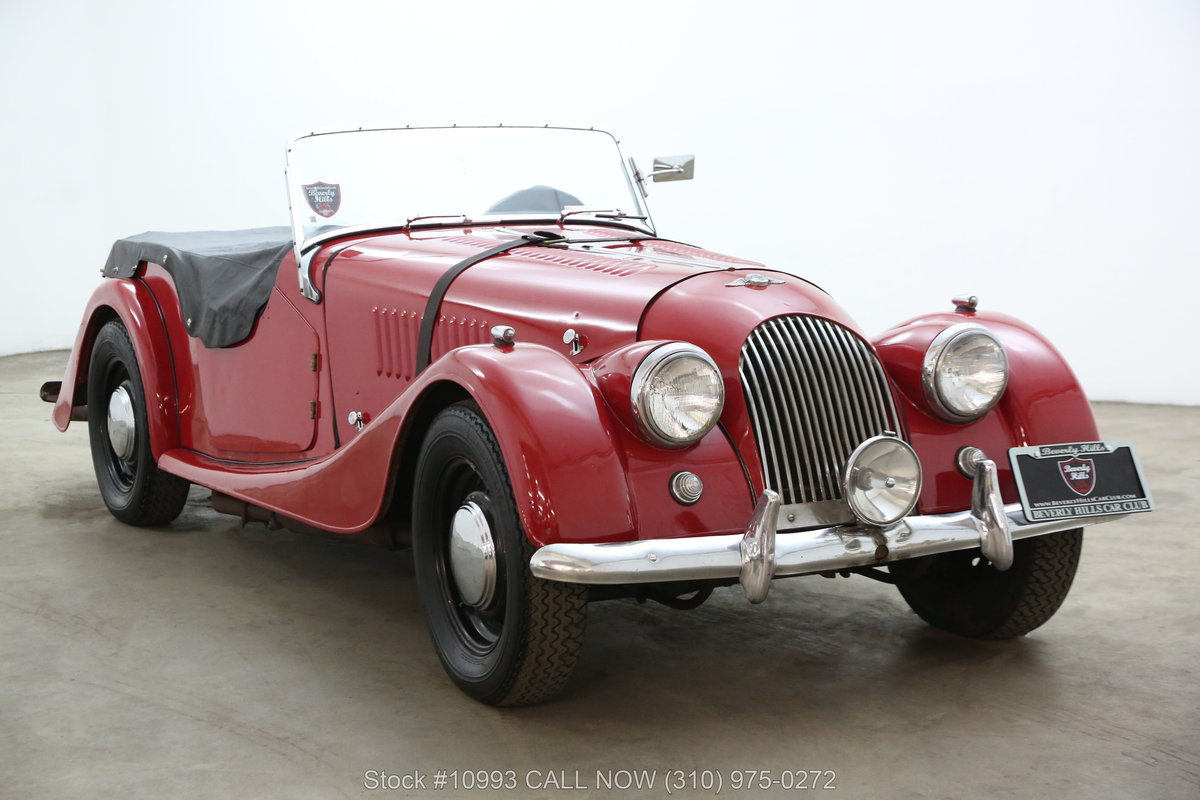 1965 Morgan Plus 4 For Sale (picture 1 of 6)