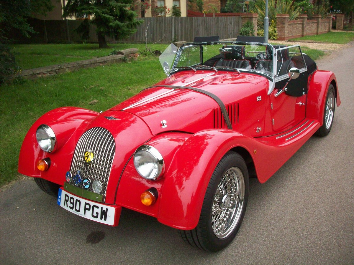 2013 Morgan Roadster 3.7 SOLD (picture 1 of 6)
