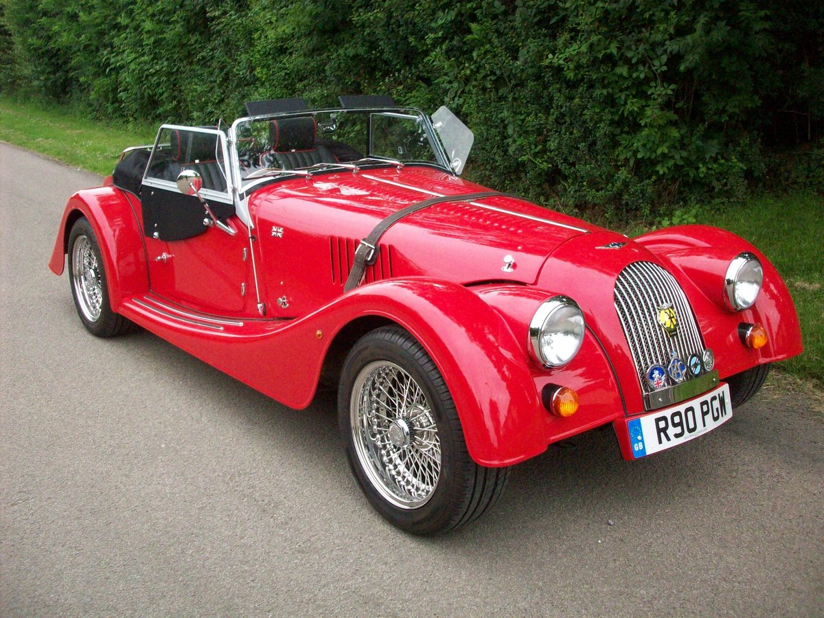 2013 Morgan Roadster 3.7 SOLD (picture 2 of 6)
