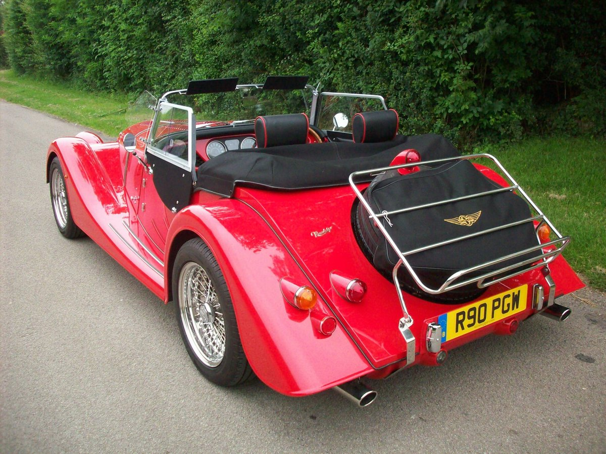 2013 Morgan Roadster 3.7 SOLD (picture 3 of 6)