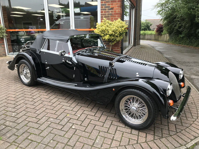 2010 MORGAN PLUS 4 2.0 2-SEATER (Just 1,900 miles from new) For Sale (picture 1 of 1)