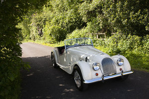 1961 MORGAN PLUS 4 SUPERSPORT LHD COMPETITION