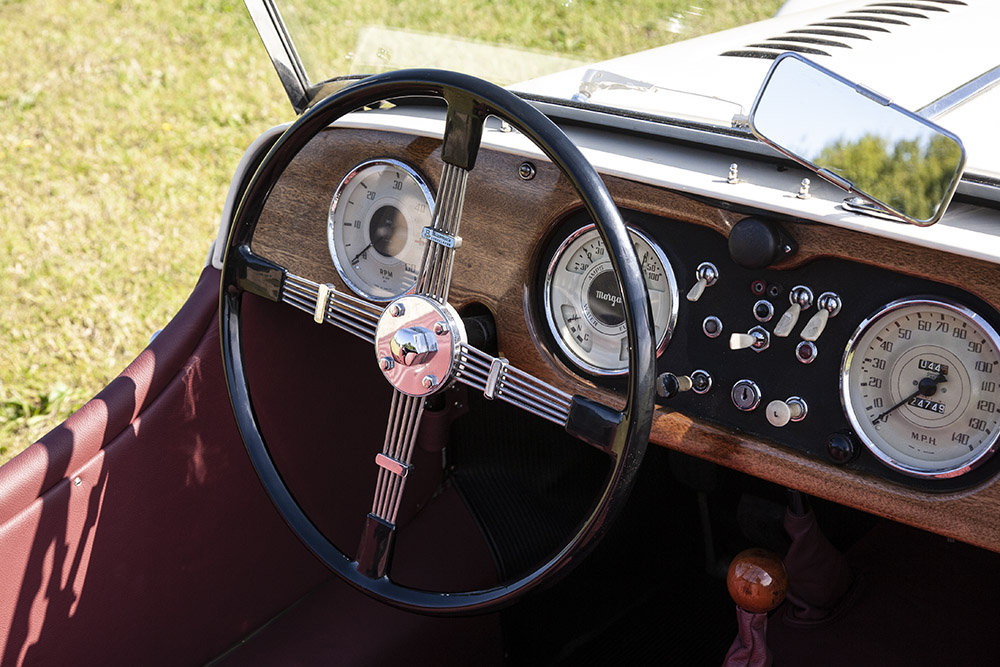 1961 MORGAN PLUS 4 SUPERSPORT LHD COMPETITION  For Sale (picture 3 of 6)