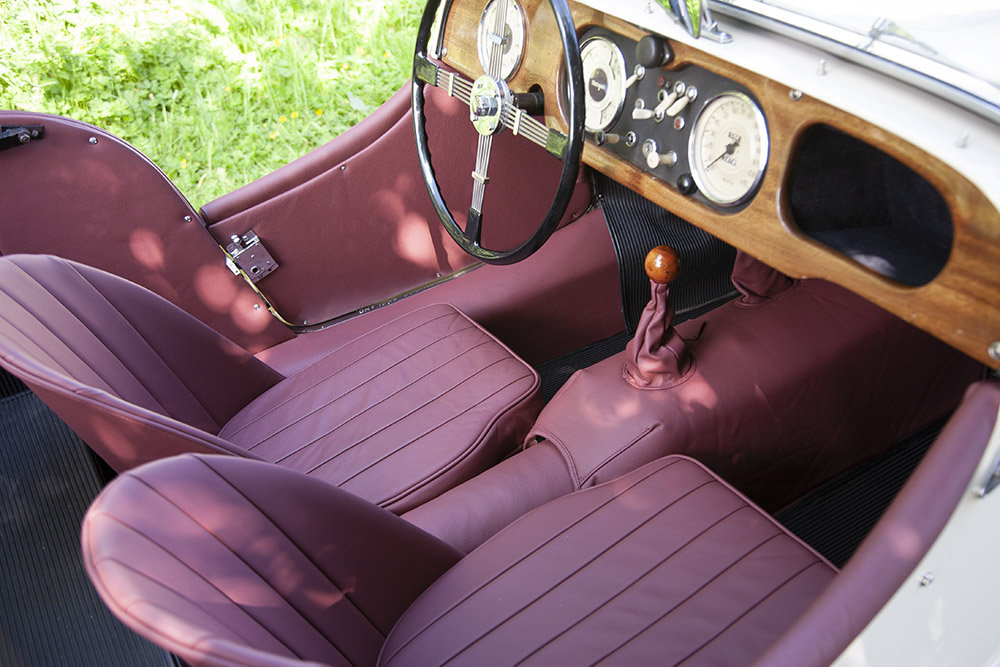 1961 MORGAN PLUS 4 SUPERSPORT LHD COMPETITION  For Sale (picture 4 of 6)