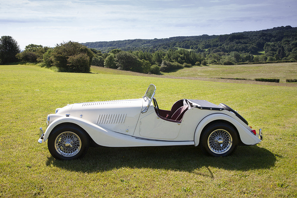 1961 MORGAN PLUS 4 SUPERSPORT LHD COMPETITION  For Sale (picture 6 of 6)