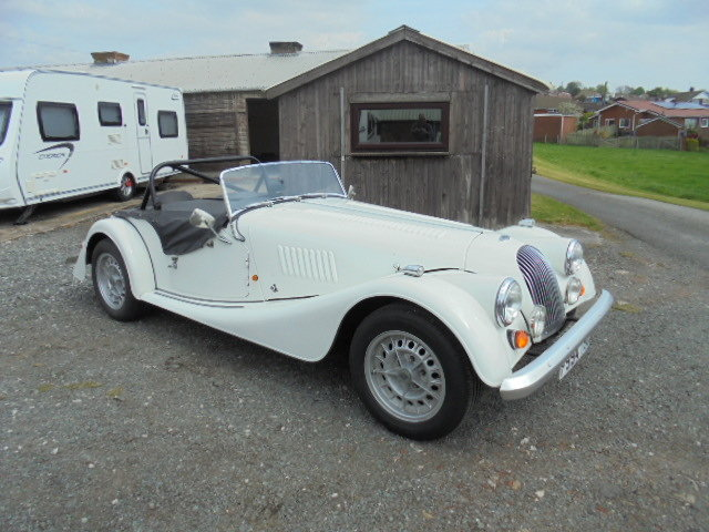 Morgan +8 1989 For Sale (picture 1 of 6)