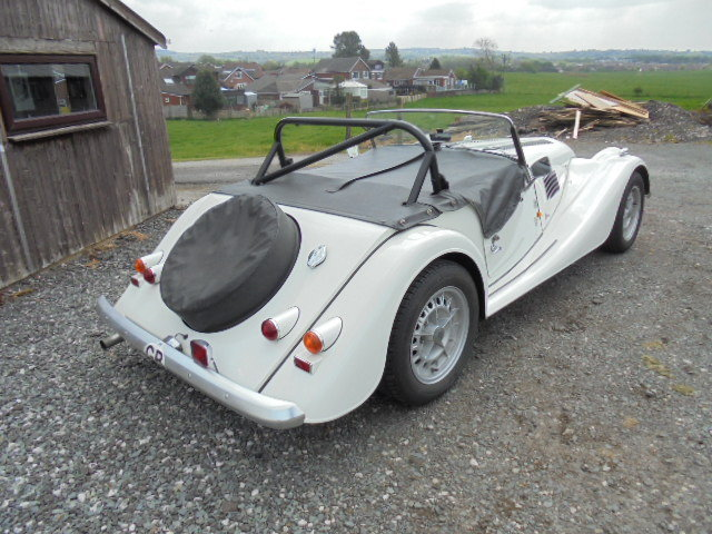 Morgan +8 1989 For Sale (picture 3 of 6)