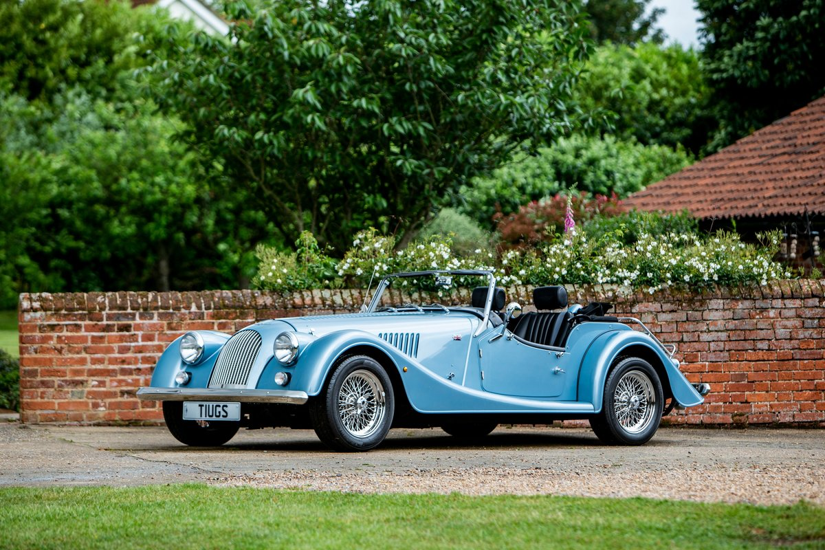 2017 Morgan Plus 4 For Sale by Auction (picture 1 of 1)