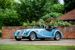 2017 Morgan Plus 4 For Sale by Auction