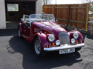 1991 Morgan +4 4 Seater Much loved & well looked after For Sale