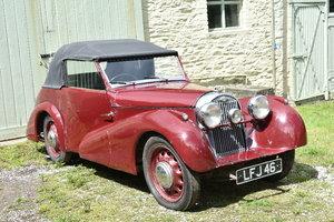 Lot 55 - A 1949 Morgan 4/4 drophead coupé - 21/07/2019