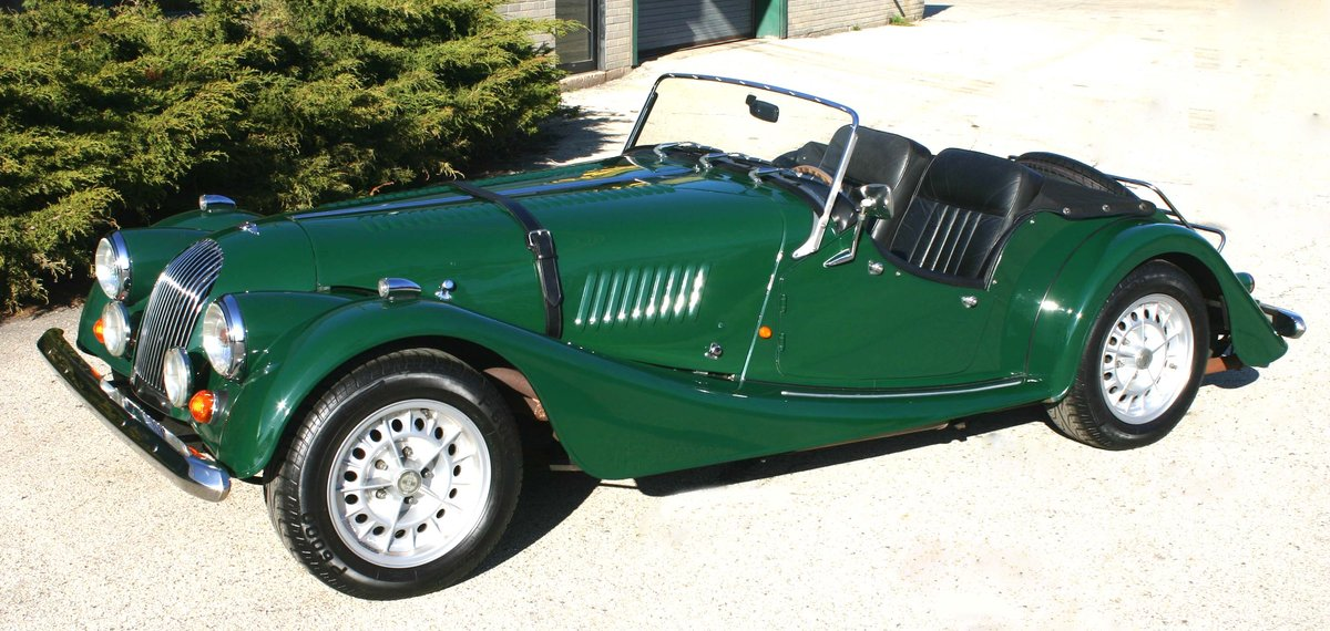 1987 Morgan Plus 8 For Sale (picture 1 of 6)