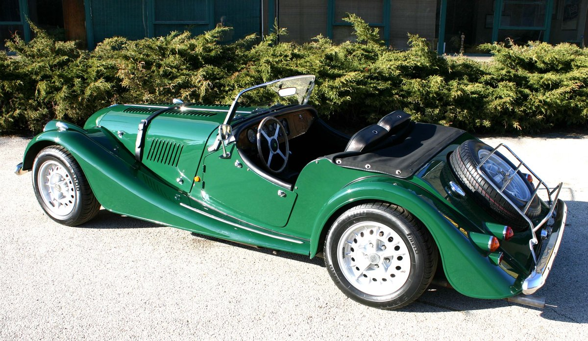 1987 Morgan Plus 8 For Sale (picture 2 of 6)