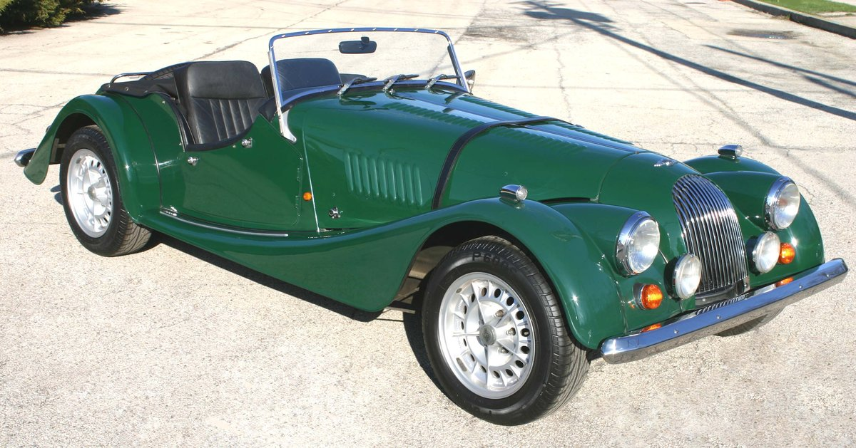 1987 Morgan Plus 8 For Sale (picture 3 of 6)