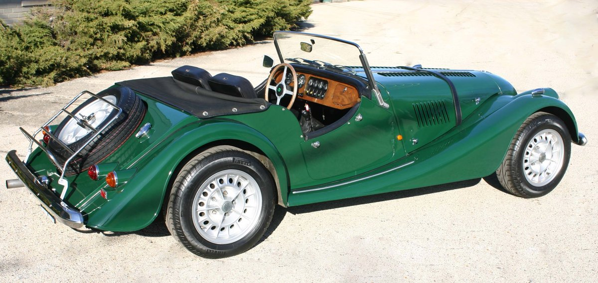 1987 Morgan Plus 8 For Sale (picture 4 of 6)