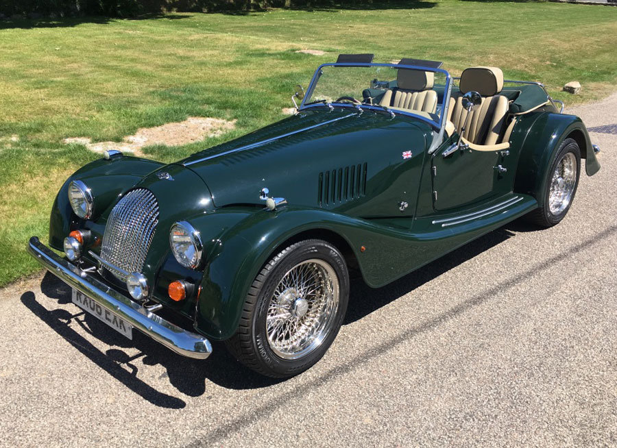 2006 Morgan Roadster V6  SOLD (picture 1 of 6)