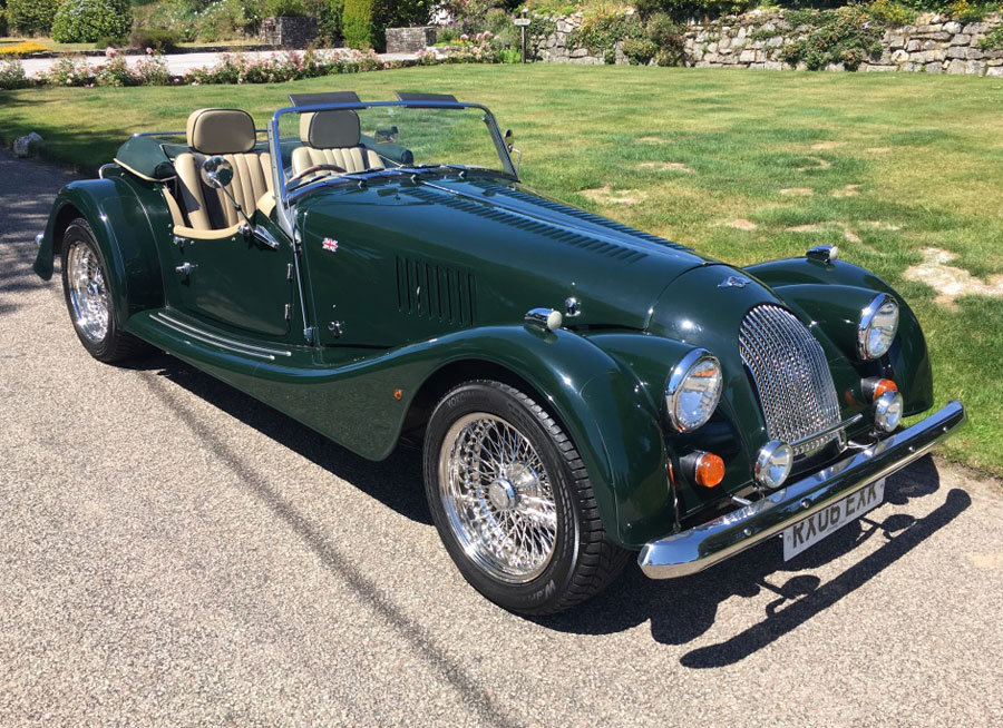 2006 Morgan Roadster V6  SOLD (picture 2 of 6)