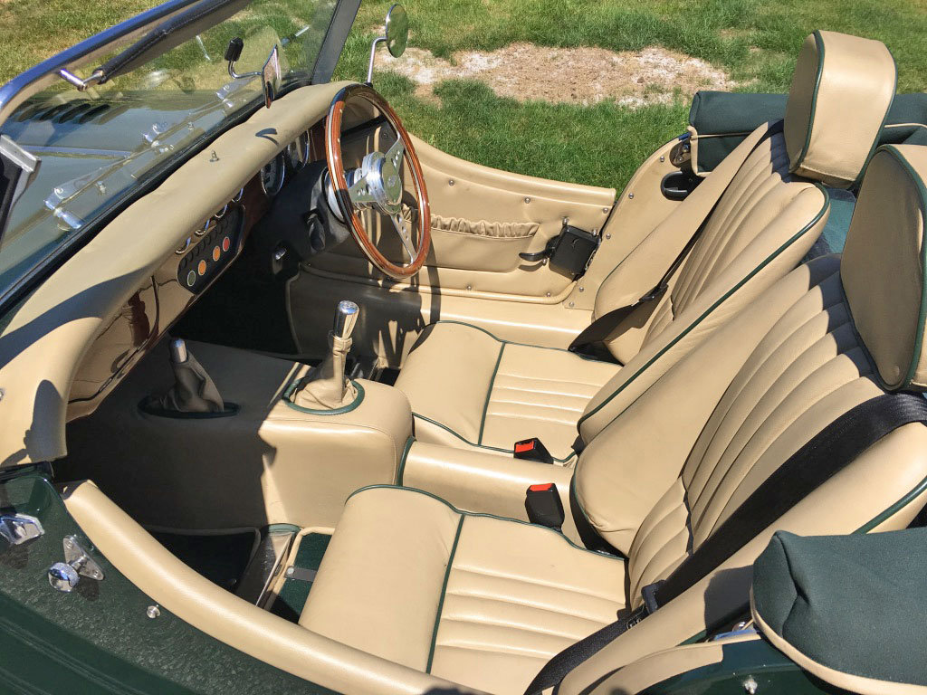 2006 Morgan Roadster V6  For Sale (picture 3 of 6)