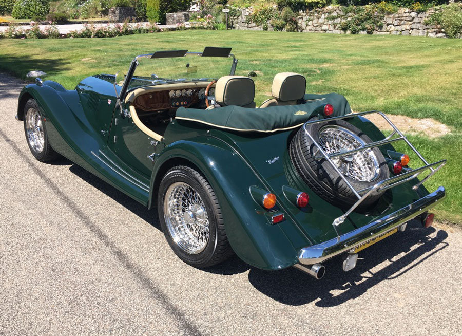 2006 Morgan Roadster V6  SOLD (picture 4 of 6)