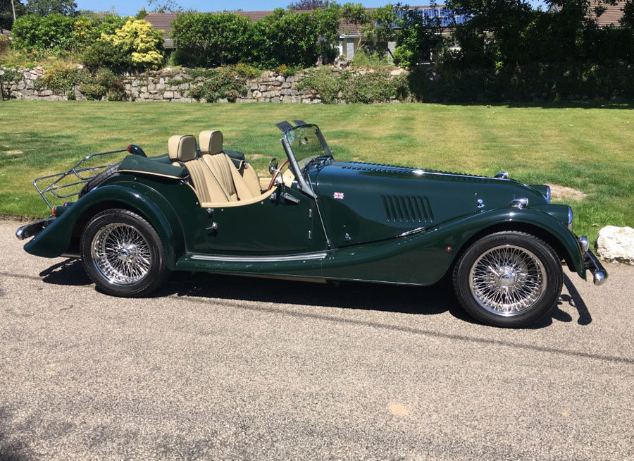 2006 Morgan Roadster V6  SOLD (picture 5 of 6)