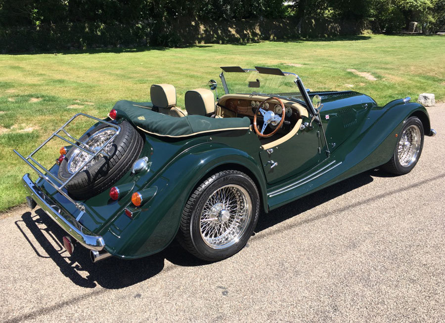 2006 Morgan Roadster V6  For Sale (picture 6 of 6)