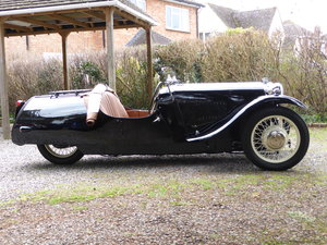 1936 Morgan F2 10 year nut and bolt restoration For Sale