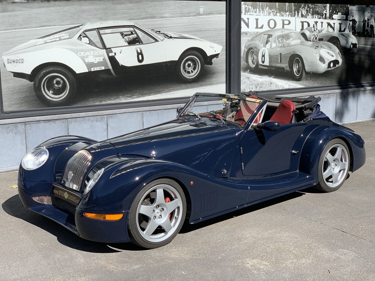 2003 Morgan Aero 8 Left Hand Drive For Sale (picture 1 of 6)