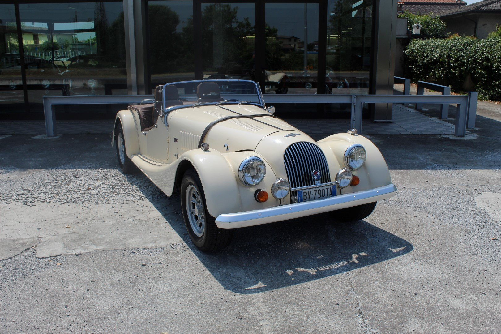 1979 Morgan plus 8 lhd oldtimer For Sale (picture 1 of 6)