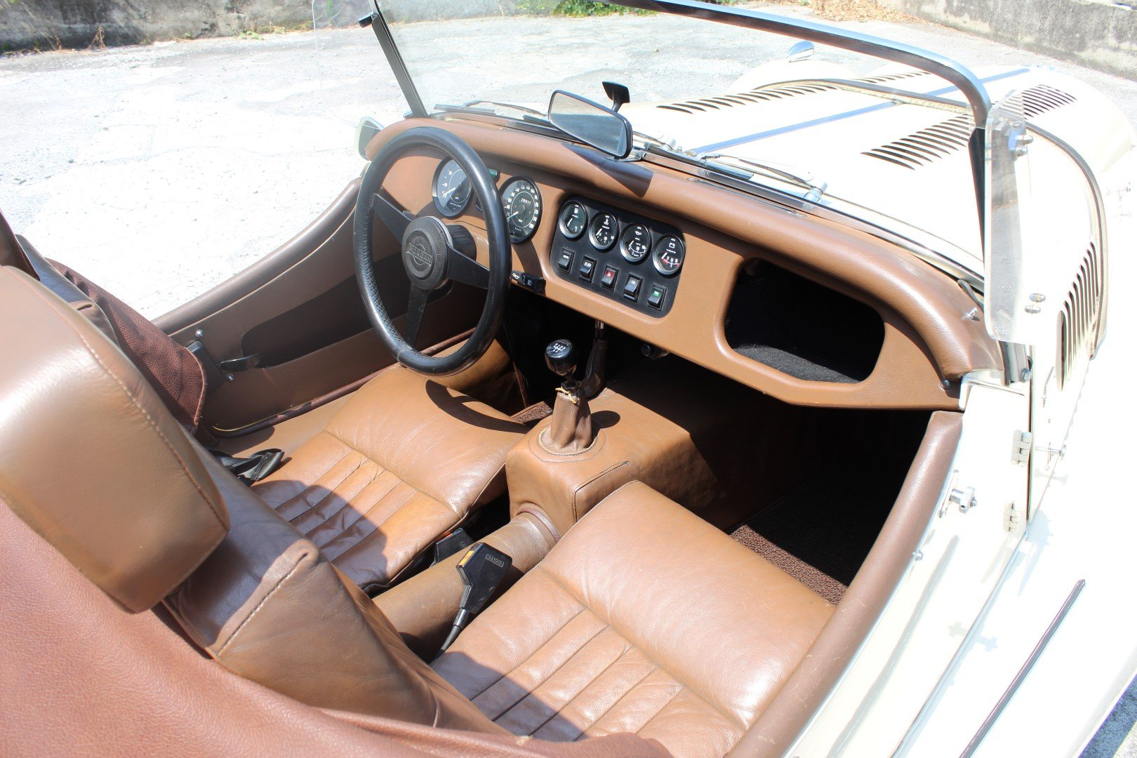 1979 Morgan plus 8 lhd oldtimer For Sale (picture 3 of 6)