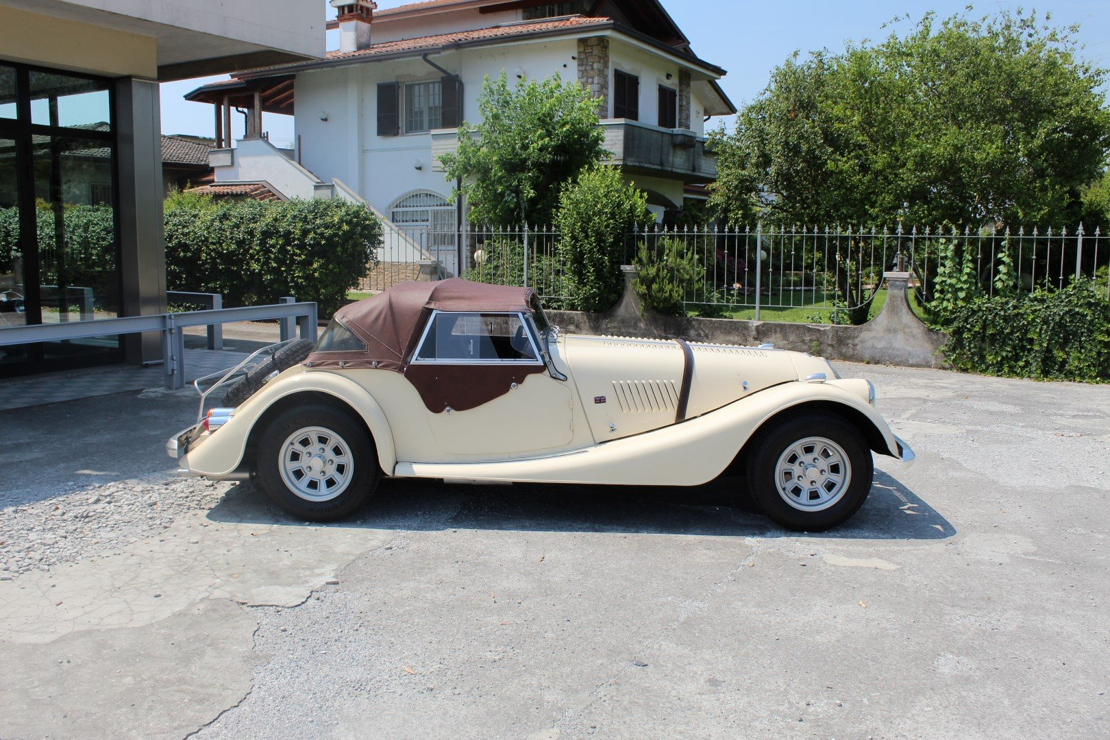 1979 Morgan plus 8 lhd oldtimer For Sale (picture 5 of 6)