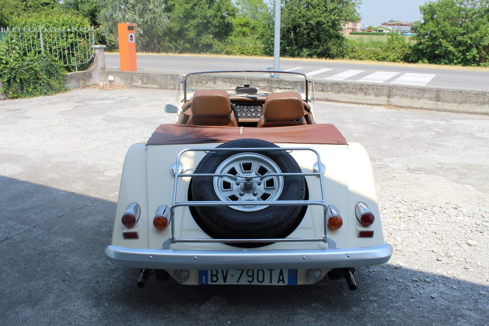1979 Morgan plus 8 lhd oldtimer For Sale (picture 6 of 6)