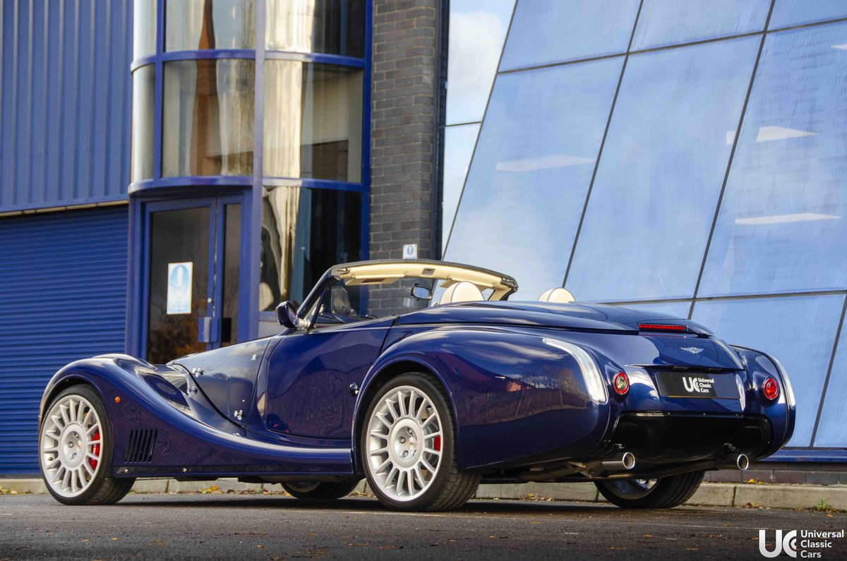 2016 Morgan Aero 8 For Sale (picture 3 of 6)