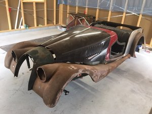 1959 Morgan project For Sale