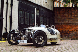 2012 Morgan 3 Wheeler - Fully Factory Upgraded For Sale