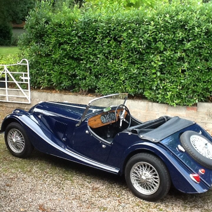 1967 Morgan +4  For Sale (picture 1 of 6)