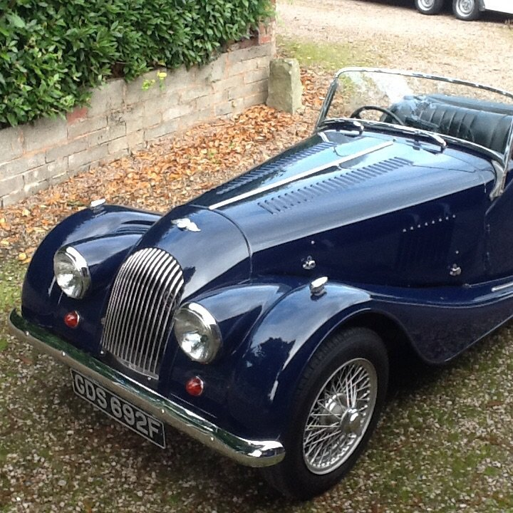 1967 Morgan +4  For Sale (picture 6 of 6)