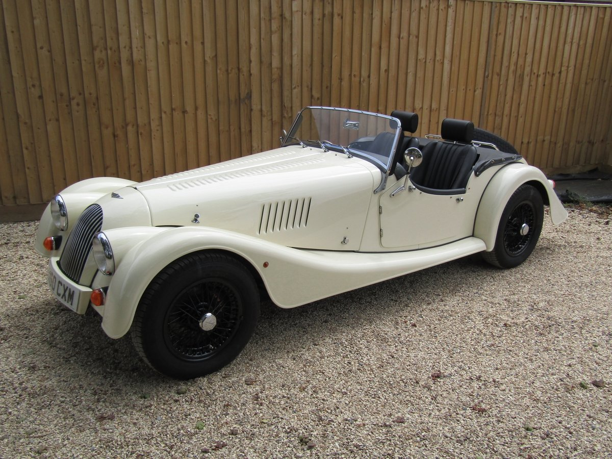 2010 Morgan 4/4 Sport 1600 For Sale (picture 1 of 6)