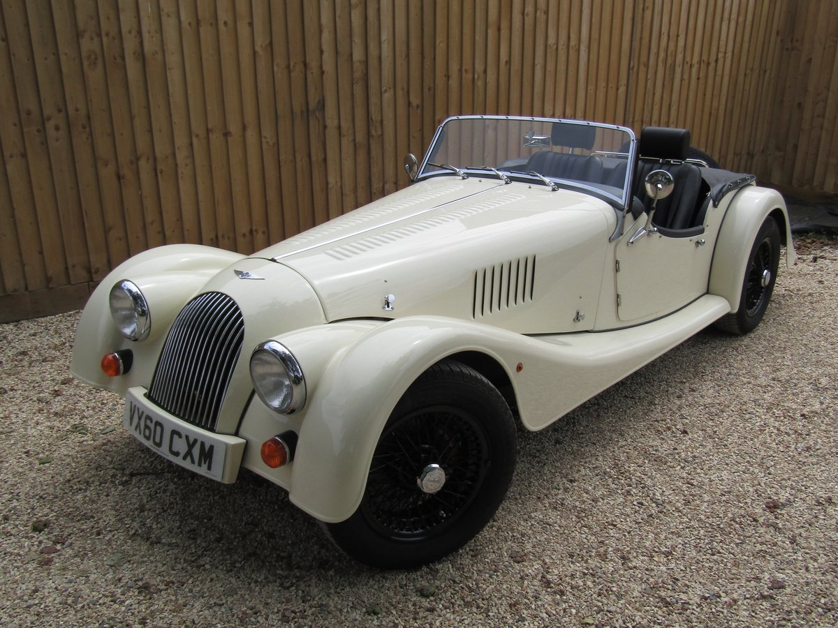 2010 Morgan 4/4 Sport 1600 For Sale (picture 3 of 6)