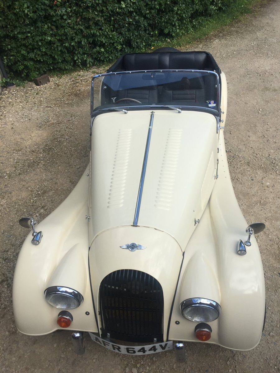 Seriously Pretty 4 Seater 1980 Morgan 4/4 For Sale (picture 1 of 6)