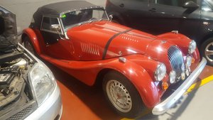 1990 LHD - Morgan +8, engine V8, only 7.000km. For Sale