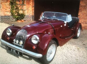 1969 Morgan 4/4  For Sale by Auction