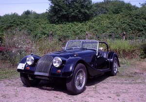 "Morgan 4/4 series 5  ""Competition"" 2 seater 1965 For Sale"