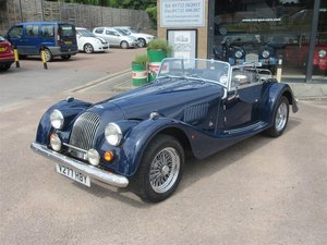 1999 Car of the Month. Morgan Plus 4 2 Seater. For Sale