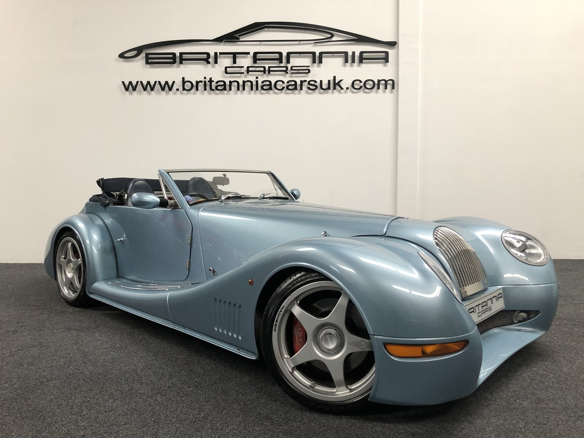 2001 Morgan Aero 8 BEAUTIFUL THROUGHOUT For Sale (picture 1 of 6)